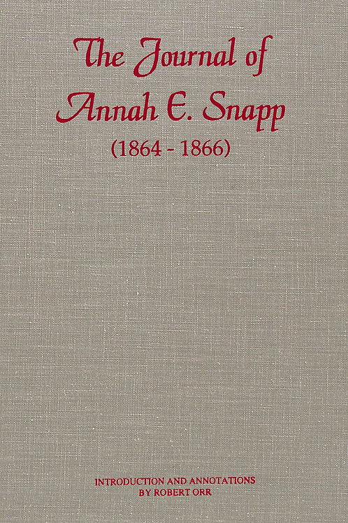 The Journal of Annah E. Snapp