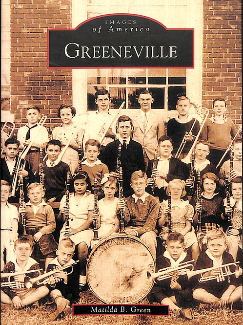 Images of America: Greeneville