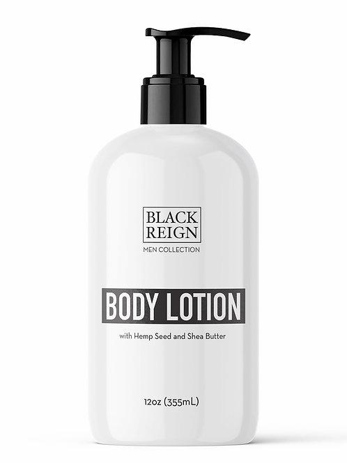 Black Reign Body Lotion - For Men