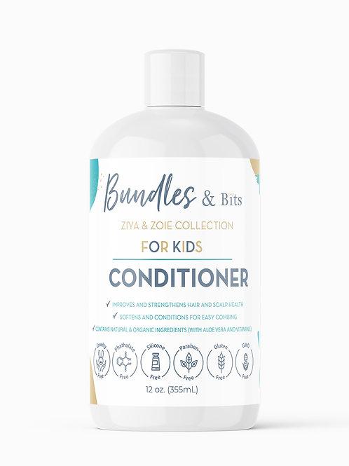 Ziya & Zoie Conditioner - For Kids