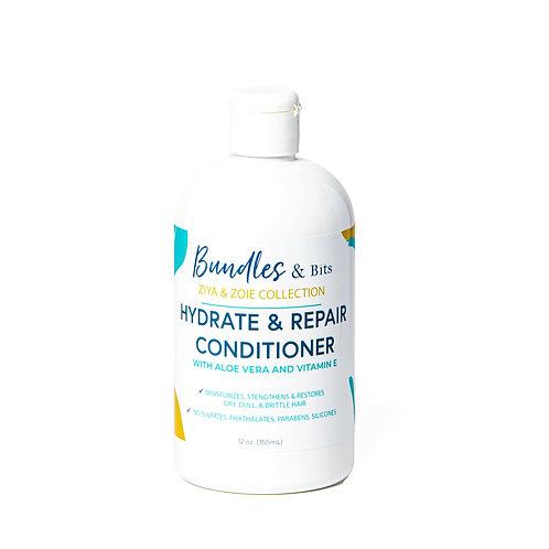 Ziya & Zoie Hydrate & Repair Conditioner