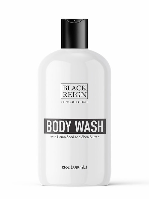 Black Reign Body Wash - For Men