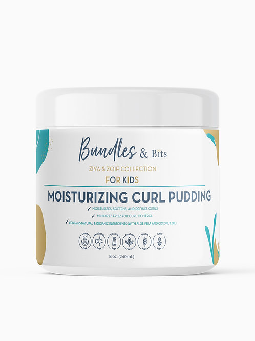 Ziya & Zoie Curl Pudding - For Kids
