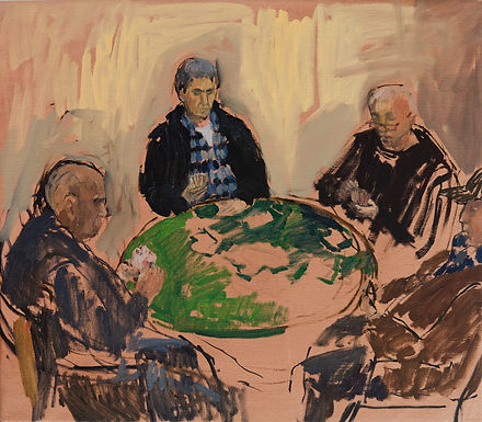 The Card Players (4)