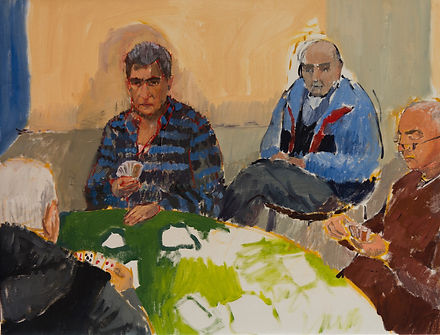 The Card Players (6)