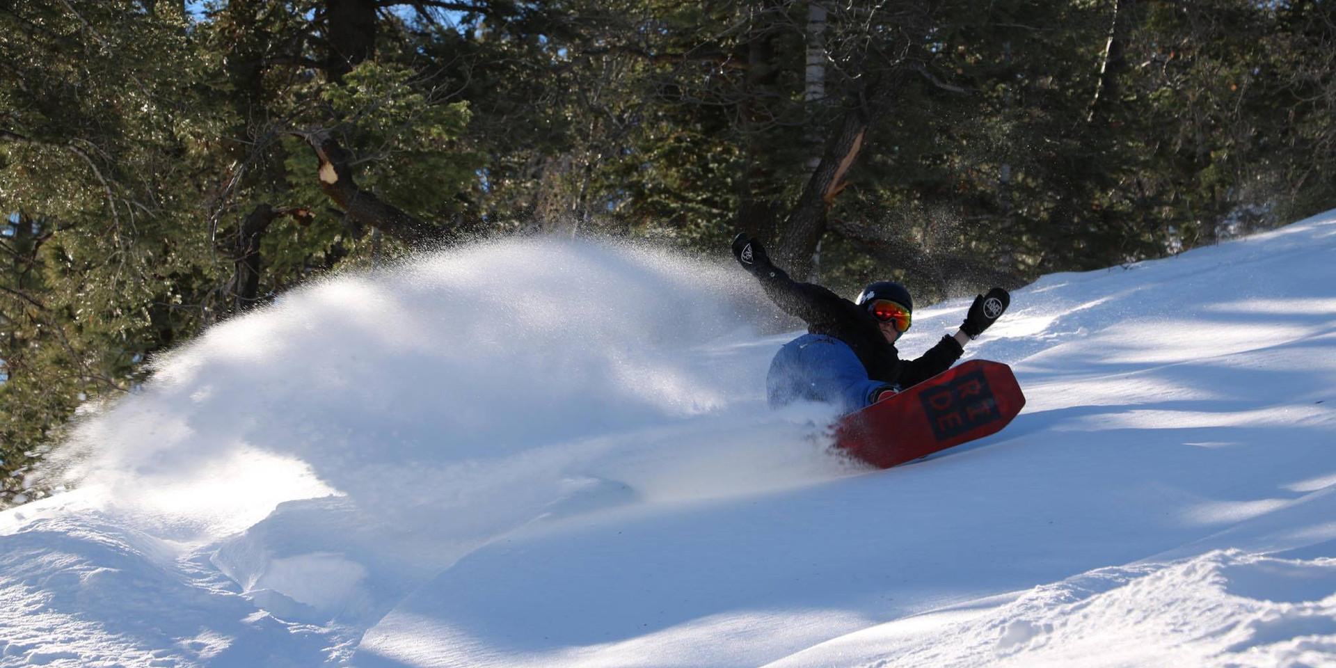 Sport Twizel Snowboarding