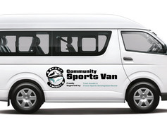 Community Sports Van Update