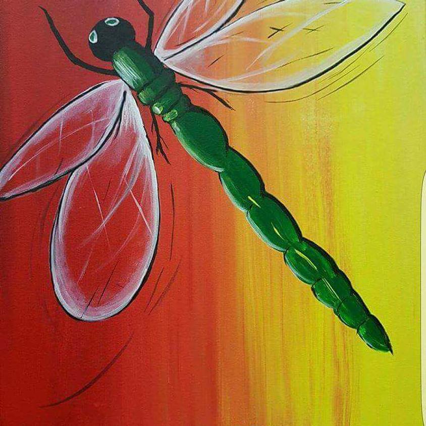 Aromatherapy Paint 5/15 @ 2pm