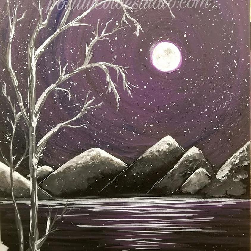 Aromatherapy Paint 1/9 @ 2pm