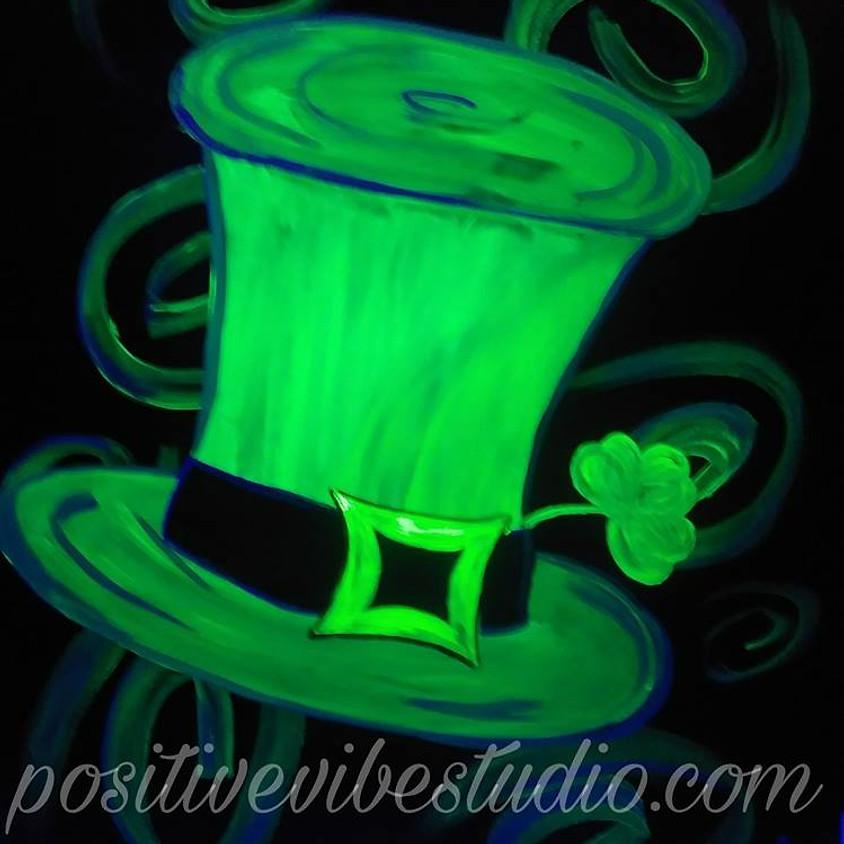 Glow Party Paint 3/14 @ 2pm