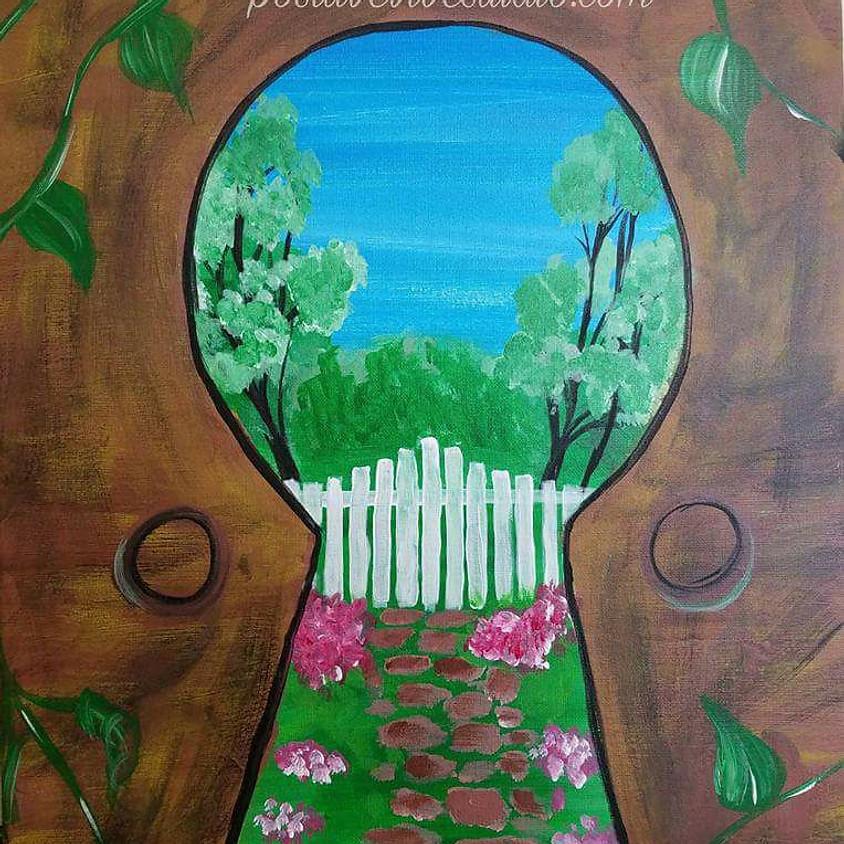 Aromatherapy Paint 5/2 @ 6pm