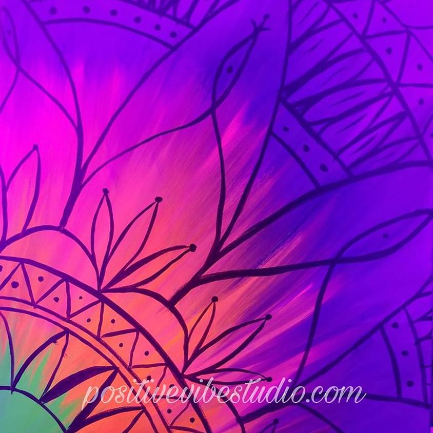 Glow Party Paint 11/8 6pm