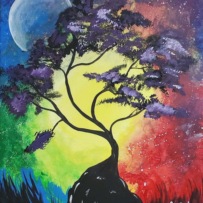 Aromatherapy Paint 2/28 @ 6pm