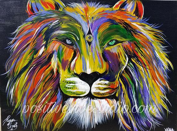 Lion Of Peace