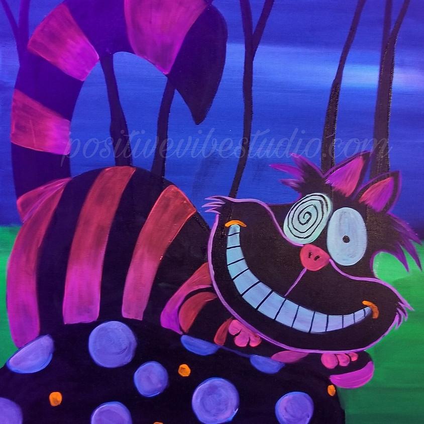 Glow Party Paint 11/21 7PM