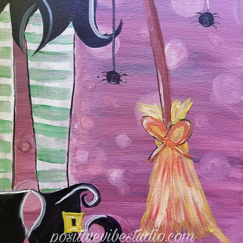 Aromatherapy Paint 10/22 6pm