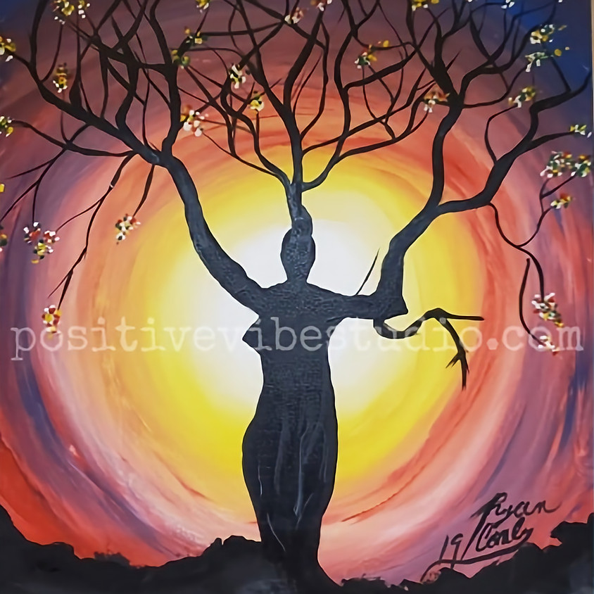 Aromatherapy Paint 2/7 @2pm