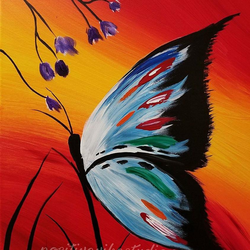 Aromatherapy Paint 4/17 @ 2pm