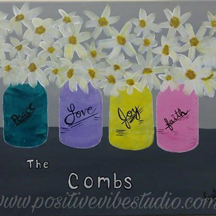 Aromatherapy Paint 5/8 @ 2pm