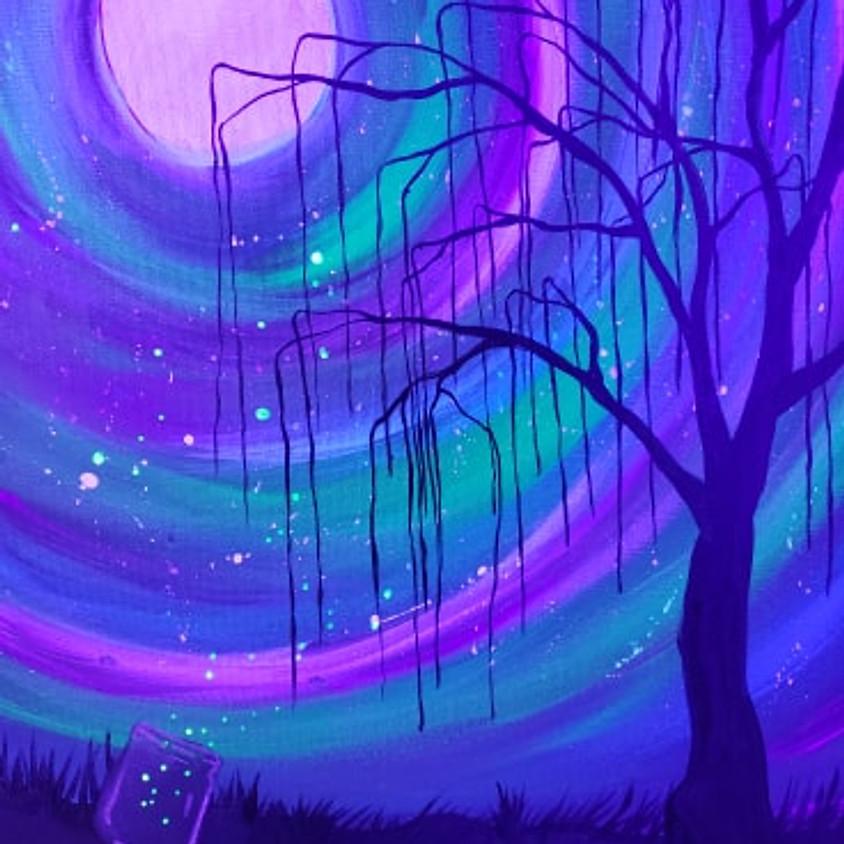 Glow Party Paint 9/5 @ 6pm