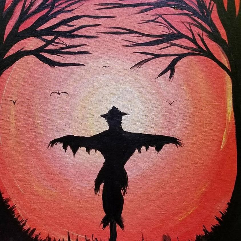 Aromatherapy Paint 10/18 6pm
