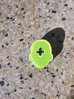 P.V.S. Handmade Button