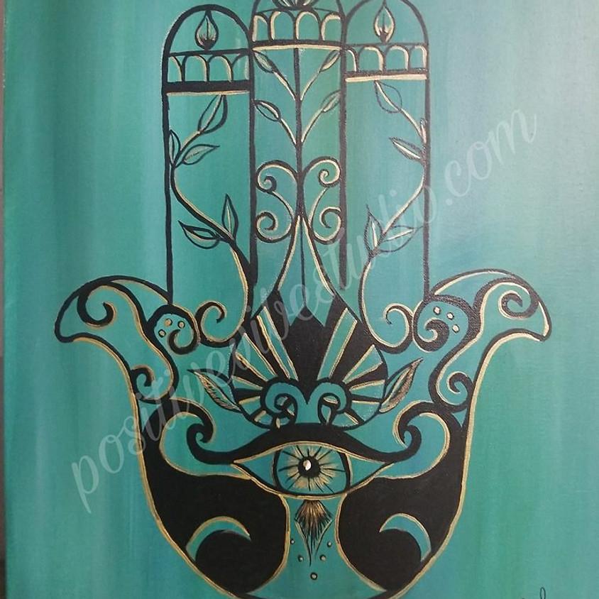 Aromatherapy Paint 7/18 @ 2pm