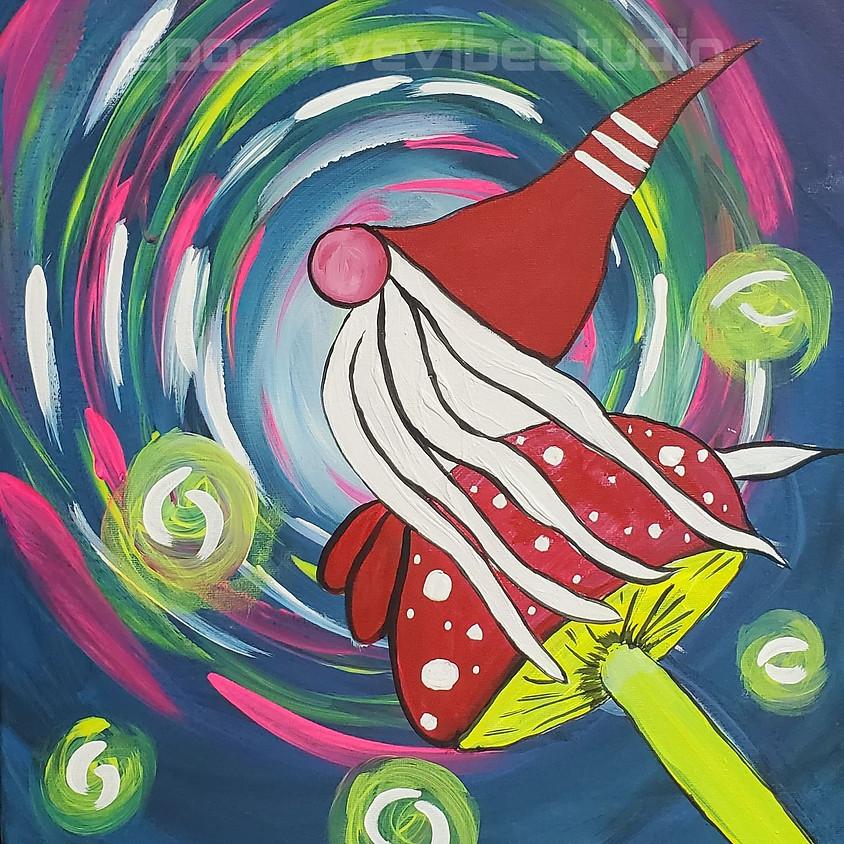 Glow Party Paint 4/10 @ 6PM