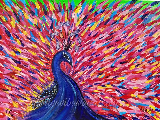 Peacock of Love