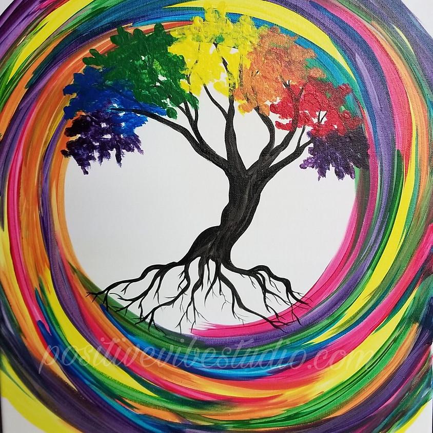 Aromatherapy Paint 8/23 2pm