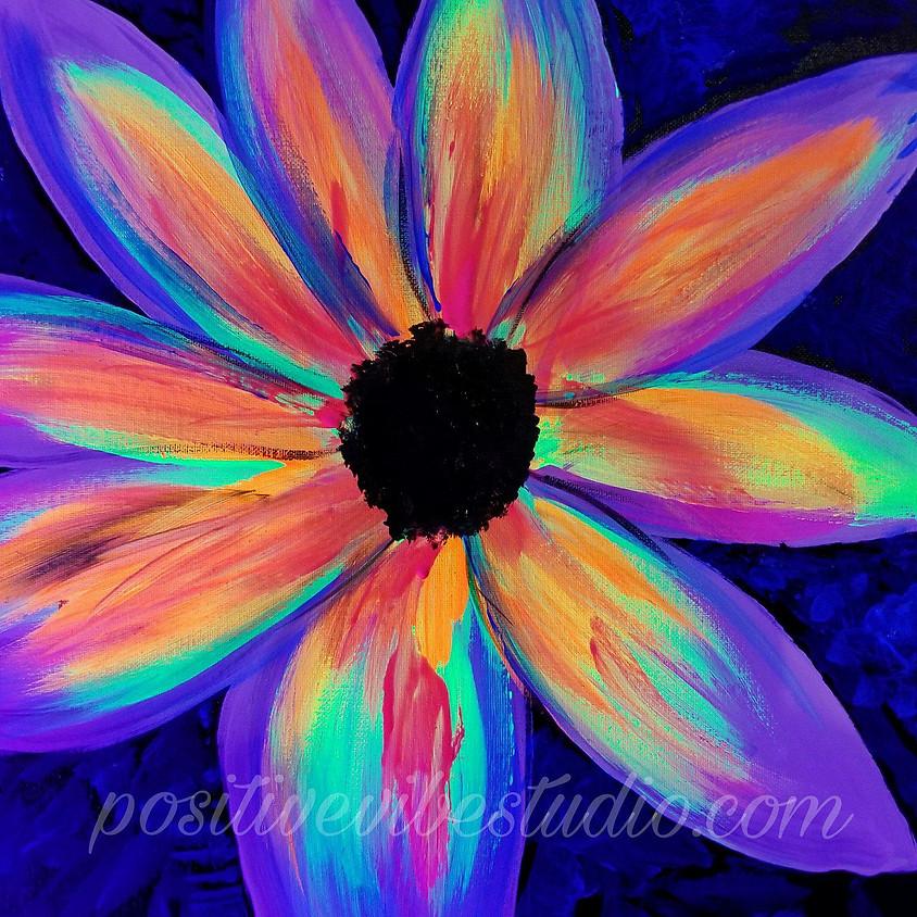 Glow Party Paint 5/8 @6PM