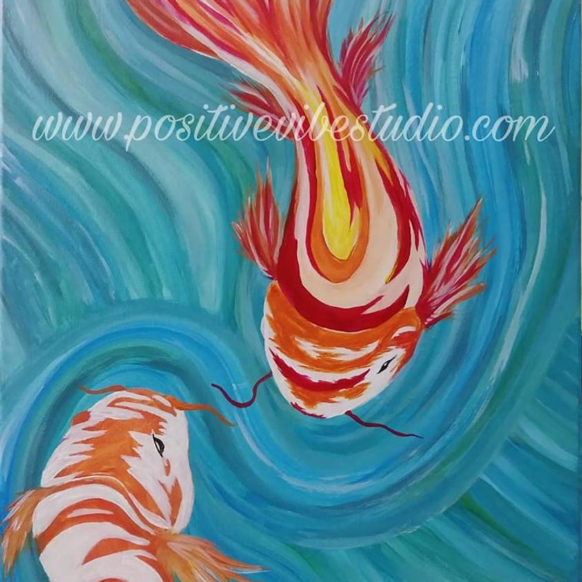 Aromatherapy Paint 2/21 @ 2pm