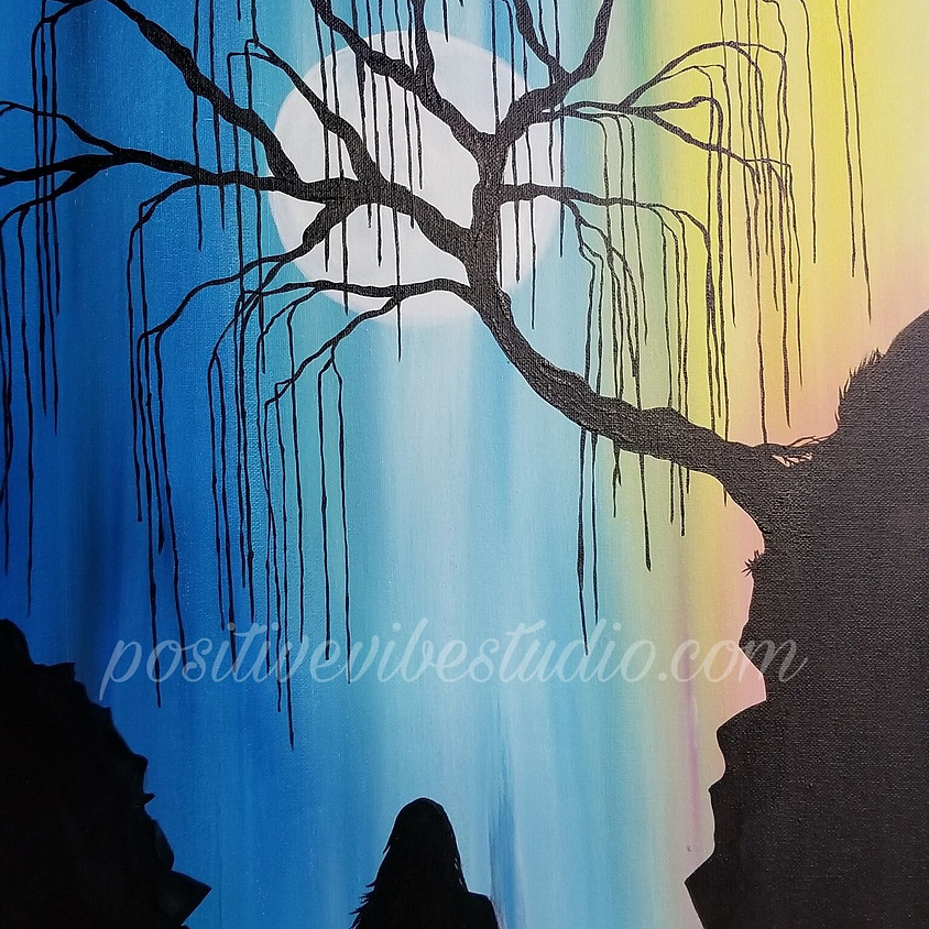 Aromatherapy Paint 7/11 @ 2pm
