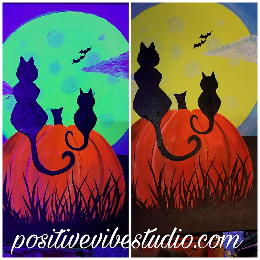 Glow Party Paint 10/10 @ 6pm