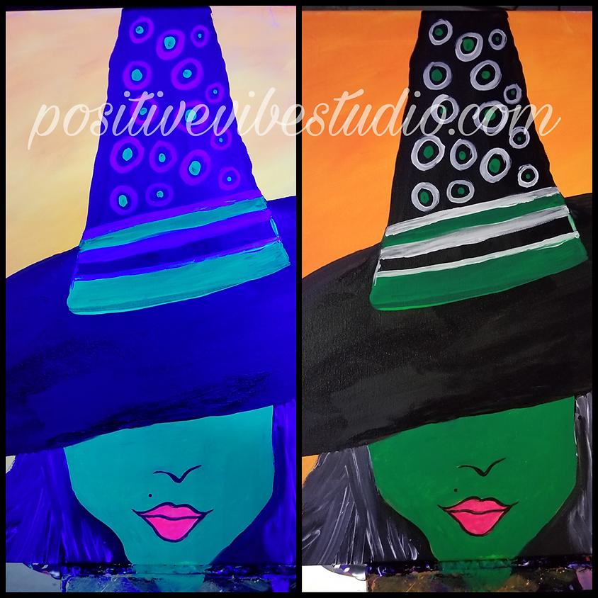 Glow Party Paint 10/3 @ 6pm