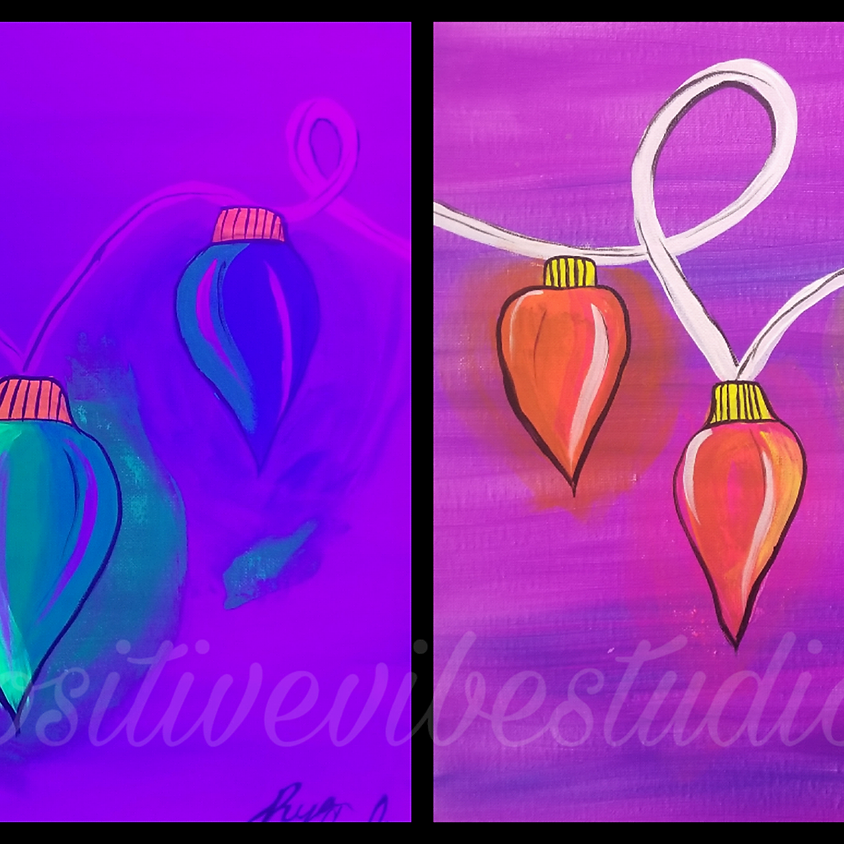 Glow Party Paint 12/20 2pm