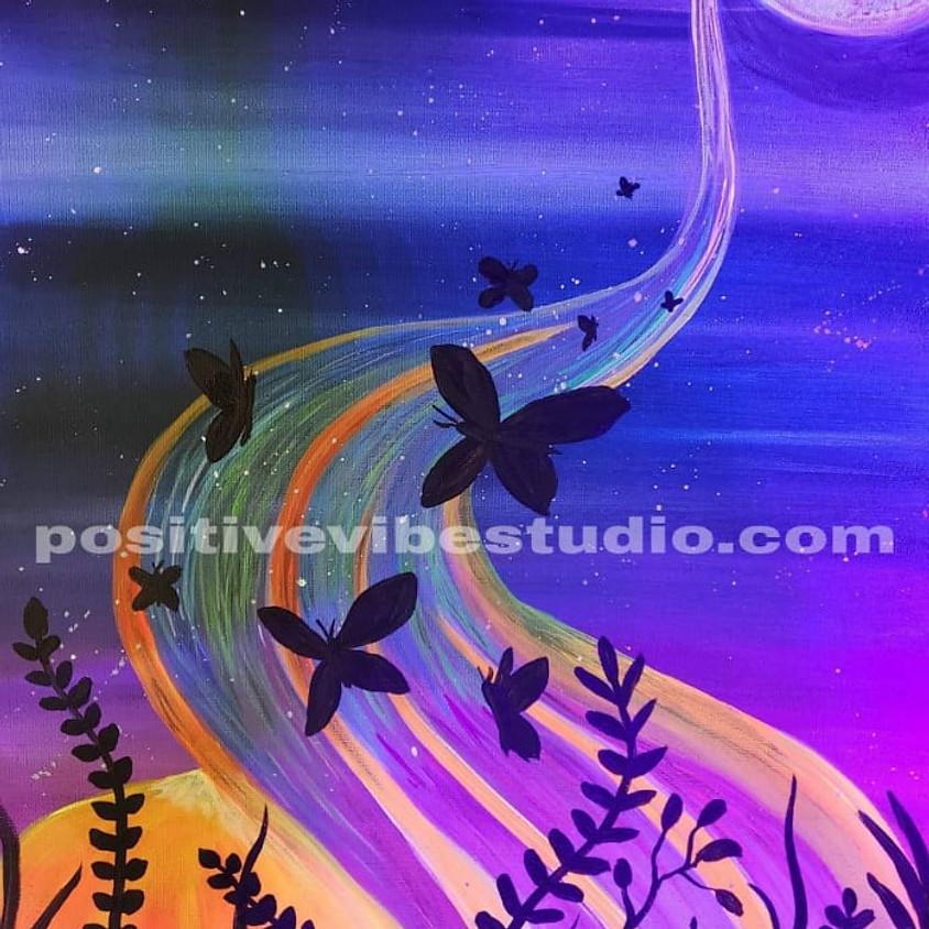 Glow Party Paint 1/3 6pm
