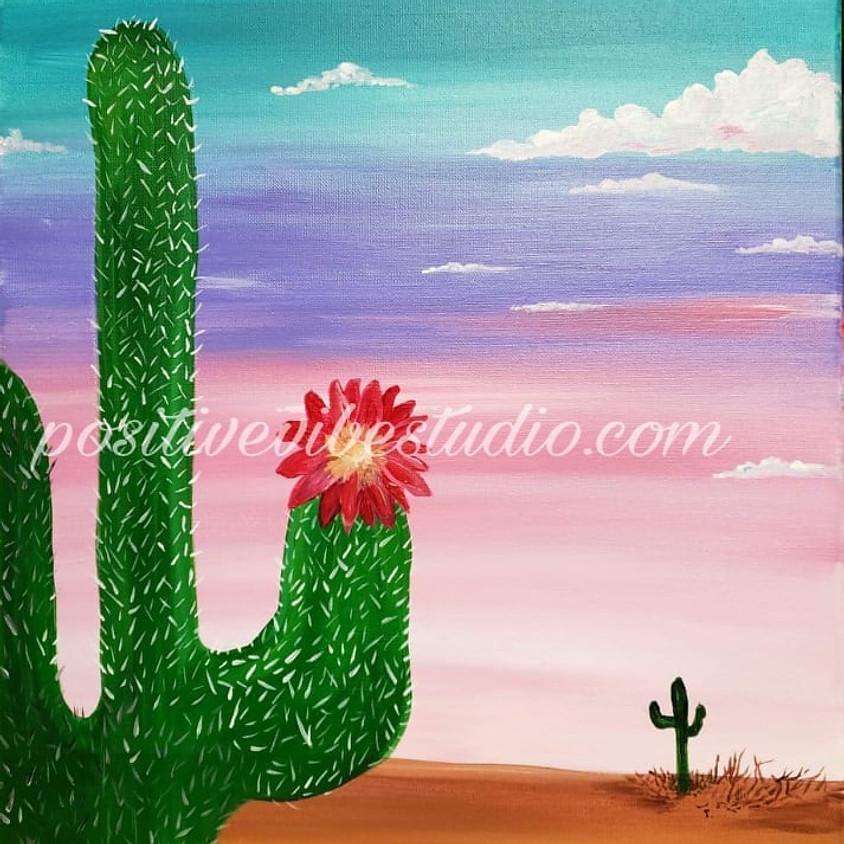 Aromatherapy Paint 4/11 @ 2pm