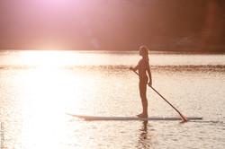 Paddle in raja ampat