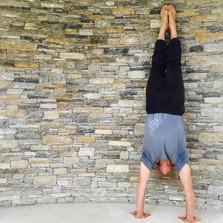 Handstand Verbier yoga