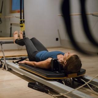 Wholeycow Pilates Reformer