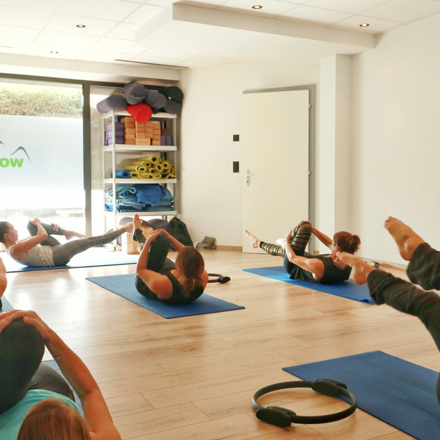 Pilates studio Verbier