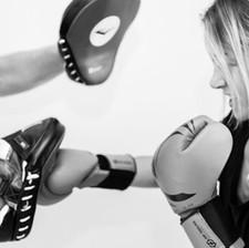 Boxing Training Verbier