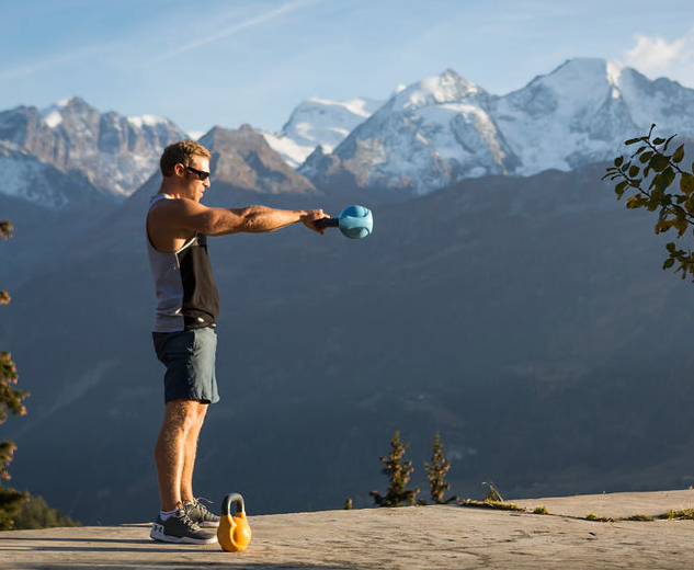 Personal Training Verbier