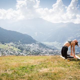 Mountain Yoga Verbier