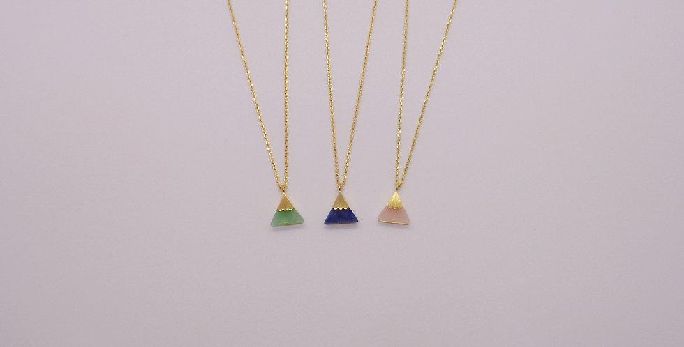 Gem Mountain Necklace