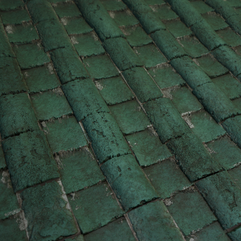 Roof Tile Material