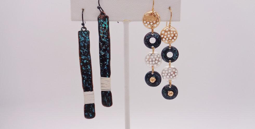 Metallurgy Celebration Earrings