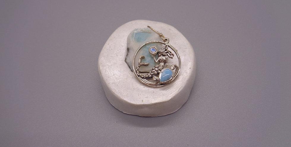 Mermaid Whisper Earrings