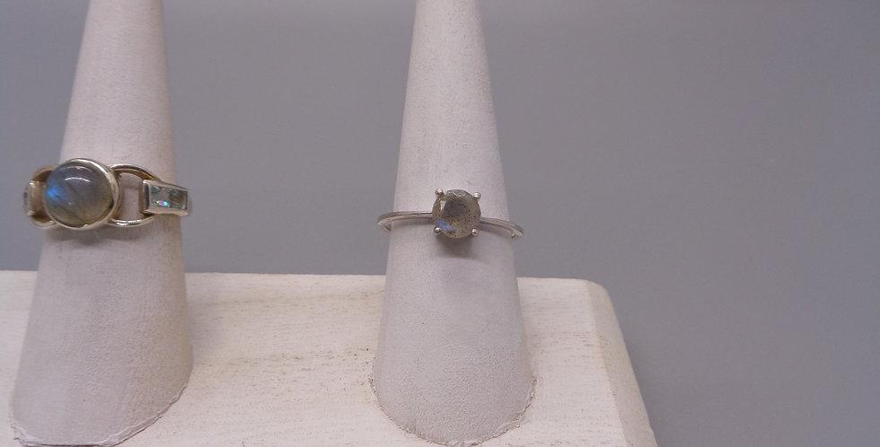Labradorite Sonata Ring